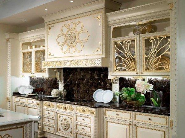 Краткий обзор национальных стилей кухонной мебели Фото